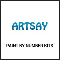 Artsay Paint by number kits