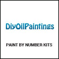 DiyOilPaintings paint by number kits