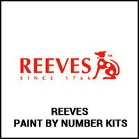 Reeves Paint By Number Kits