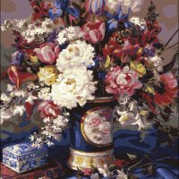 Mother's Italian Vase-Plaid Paint by Number kits
