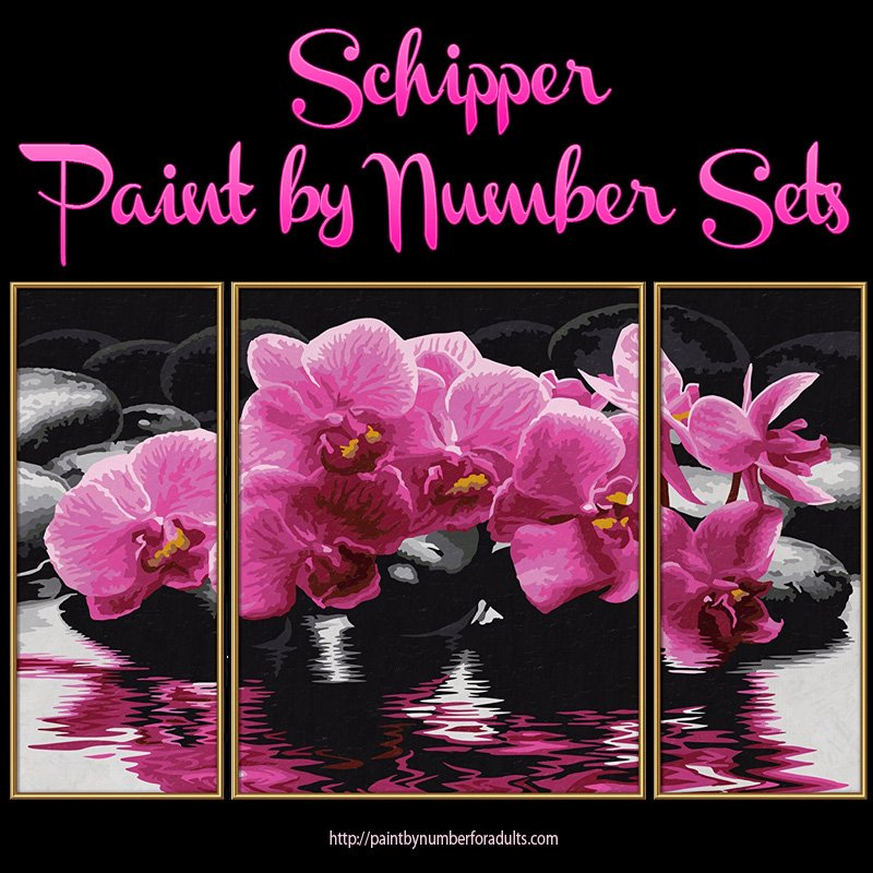 Schipper Paint By Number Sets