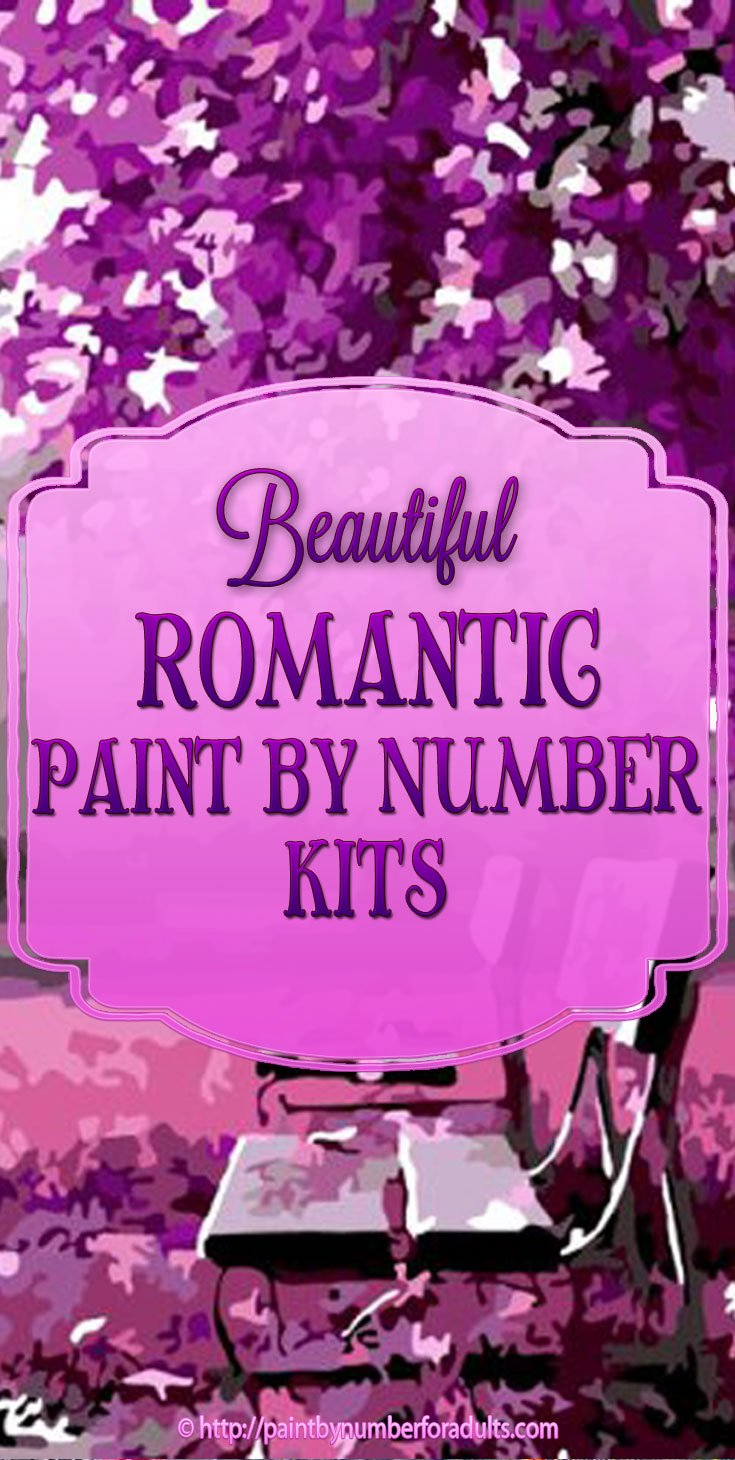 Romantic Paint By Number Kits