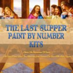 Last Supper Paint by Number Kit