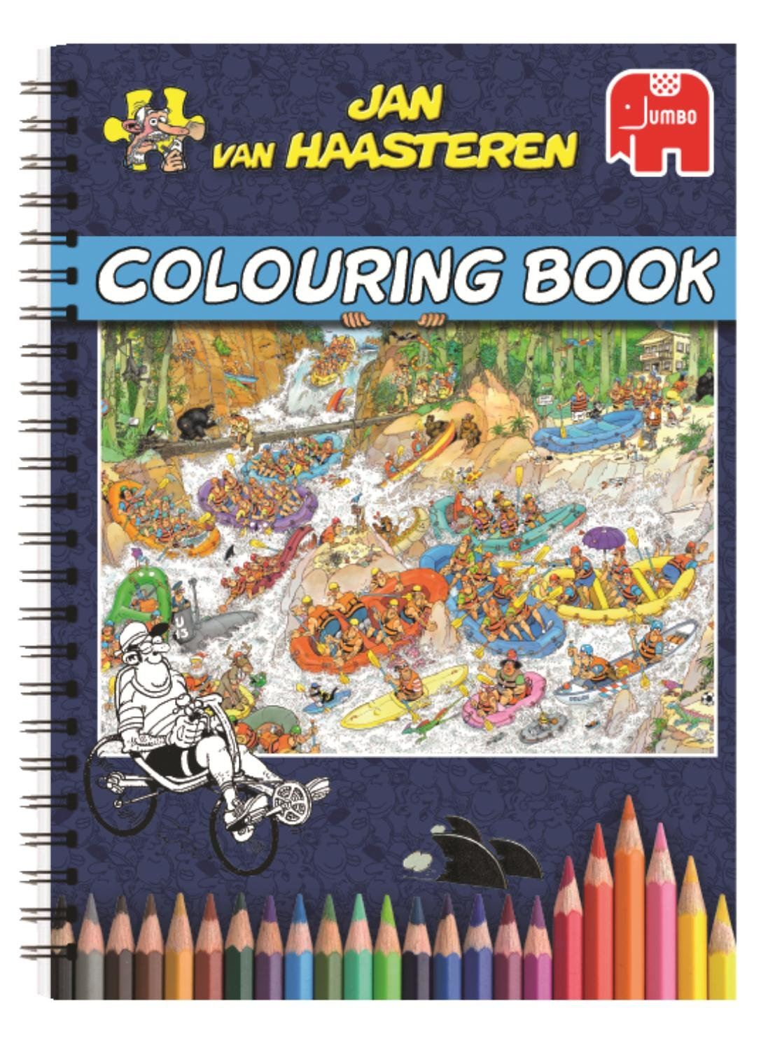 jan haasteren coloring book i loads of giggles and