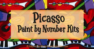Picasso Paint By Numbers