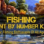Fishing Paint By Number Kits