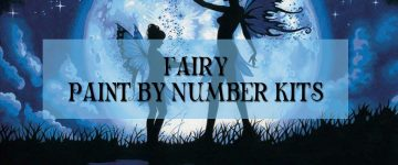 Paint By Number Kits Of Fairies